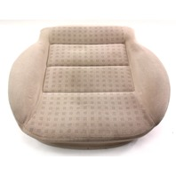 Front Seat Cushion & Cover VW Jetta Golf MK4 Passat Beige Cloth - Genuine