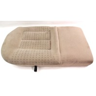 RH Rear Back Seat Cushion & Cover Beige 99-01 VW Jetta Golf MK4 - Genuine