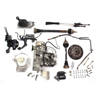 Manual Transmission Swap Parts Kit 99-05 VW Jetta Golf MK4 Beetle 02J 2.0 - EGT