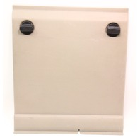 RH Trunk Side Door Cover Panel 90-97 VW Passat Wagon B3 B4 - Beige - 333 867 462