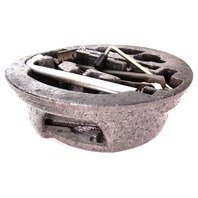 Trunk Jack Spare Tire Tool Kit Set 90-97 VW Passat ~ Genuine ~ Lug Wrench