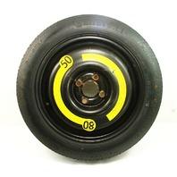 "15"" Spare Wheel Tire Donut 93-99 VW Jetta Golf GTI Cabrio Mk3 - 535 601 025 A"