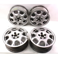 "Set of 4 Stock BBS 15"" Alloy Wheel Rims 95-97 VW Passat B4 5x100 VR6 GTI MK3 OE"