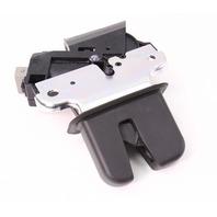 Trunk Latch Lock Actuator 06-10 VW Passat B6 Sedan Genuine - 4F5 827 505 D
