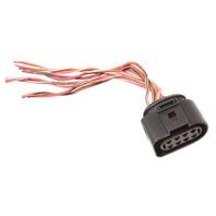 8 Pin Pigtail Plug Wiring VW Jetta Golf MK4 MK5 MK6 Beetle Audi A4 - 8D0 973 734