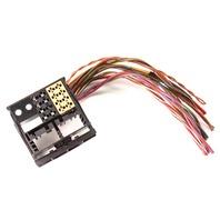 Radio CD Player Pigtail Plug WiringVW Jetta Rabbit GTI MK5 Passat B6 3B7 035 444