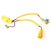 Passenger Dash Air Bag Plug Wiring Harness 05-10 VW Jetta Rabbit MK5 4E0 973 805