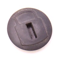 Door Lock Cap Cover Grommet 05-10 VW Jetta Rabbit GTI MK5 04-06 Phaeton