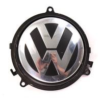 Trunk Emblem Badge Handle 06-10 VW Passat B6 - Genuine - 1K0 827 469 E