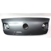 Trunk Lid Deck Boot 06-10 VW Passat B6 - Genuine - LA7T - United Gray Metallic