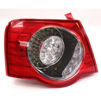 LH Outer Tail Light Lamp 06-08 VW Passat B6 Sedan - Genuine