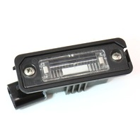 License Plate Lights Lens & Housing 04-06 VW Phaeton ~ Genuine ~ 3D0 943 021 A