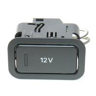 12v Trunk Power Lighter Outlet 04-06 VW Phaeton - Genuine - 4B0 925 071 A
