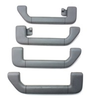 Ceiling Roof Interior Grab Pull Handle Grey Set 04-06 VW Phaeton ~ Genuine