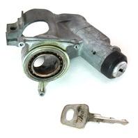 Ignition Housing & Key 75-84 VW Rabbit GTI MK1 ~ Genuine - 171 905 851