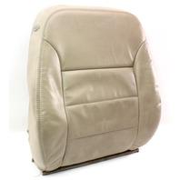 RH Front Seat Back Rest Cover & Foam VW Jetta GTI MK4 - Heated Beige Leather