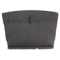 Trunk Hatch Floor Carpet Mat 06-09 VW Golf Rabbit GTI MK5 - Genuine