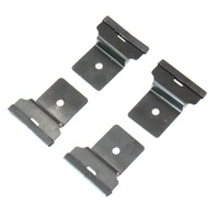Interior Sun Roof Sunroof Shade Clips Mounts 04-06 VW Phaeton - Genuine
