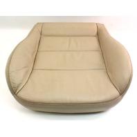 RH Front Seat Cushion & Foam 02-05 VW Jetta Golf MK4 - Beige Leather