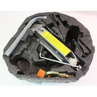 Trunk Tool Kit 99-05 VW Jetta Golf MK4 Jack Lug Wrench Tow Hook - 8L0 011 031 A