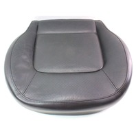 Front Seat Cushion & Foam 98-05 VW Beetle Black Leather Cover ~ Genuine