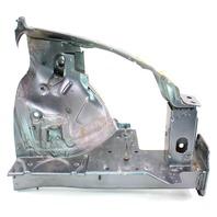 LH Upper & Lower Frame Rail Section End 98-05 VW Beetle - Body Horn - Gray