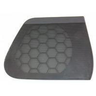 LH Rear Speaker Grill Cover 06-10 VW Passat B6 Genuine - 3C4 867 149 B