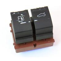 Trunk Gas Fuel Release Switch Buttons 06-10 VW Passat B6 ~ 3C0 959 903