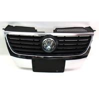 Front Grill Grille 06-10 VW Passat B6 - Genuine - 3C0 853 651 A