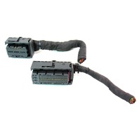 ECU ECM Wiring Plug Pigtail Connectors 06-10 VW Passat B6 - 7L0 906 385 A