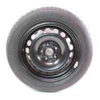 "Full Size Spare Wheel & Tire 16"" x 7"" 06-10 VW Passat B6 5x112 ~ 3C0 601 027 A"
