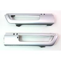 North American Rear Bumper Side Marker Lights Lamps Cut Out 01-05 VW Passat B5.5