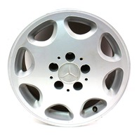 "Stock 15"" Mercedes Alloy Wheel Rim E320 E420"