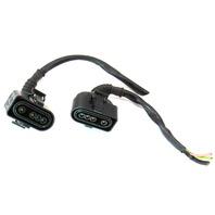 Upper O2 Oxygen Sensor Pigtail Plugs Audi A4 A6 VW Passat V6 2.8 - 3A0 973 304