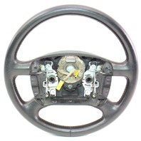 Leather Multifunction Steering Wheel 98-05 VW Passat B5 / 99-05 Jetta GTI MK4 .