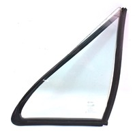 LH Front Quarter Corner Window Door Glass 85-87 VW Jetta Golf Mk2 191 845 241 E