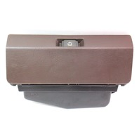 Glove Box Glovebox Compartment 85-92 VW Jetta Golf MK2 - Brown - 176 857 104