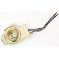 3 Wire Tail Light Bulb Socket Holder Plug Pigtail 85-92 VW Golf MK2 - Genuine