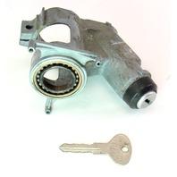 Ignition Collar Housing & Key 85-92 VW Jetta Golf GTI MK2 - 171 905 851
