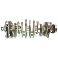 Engine Crank Shaft 04-07 VW Touareg 3.2 3.2L V6 VR6 - Genuine