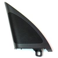 LH Interior Tweeter Door Corner Speaker Trim 09-16 Audi A4 S4 B8 - 8K0 035 423