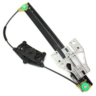 LH Rear Power Window Regulator Track 09-16 Audi A4 S4 B8 Genuine - 8K0 839 461 A