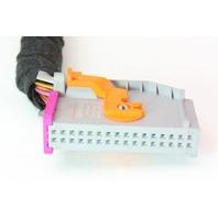 Gauge Cluster Wiring Harness Pigtail Plug 09-12 Audi A4 B8 - 1J0 972 977 J