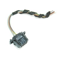 Tail Light Lamp Wiring Harness Pigtail Plug 09-12 Audi A4 B8 - 3B0 972 724