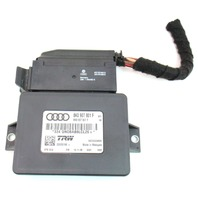 Parking Brake Module 09-12 Audi A4 S4 B8 - Genuine - 8K0 907 801 F