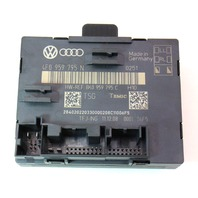 Rear Door Control Module 09-12 Audi A4 B8 - Genuine - 4F0 959 795 N
