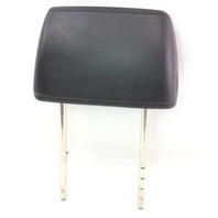 RH Passenger Front Seat Head Rest Headrest - Black Pleather 06-10 VW Passat B6