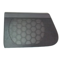 RH Front Door Speaker Grill Cover 06-10 VW Passat B6 - Genuine - 3C0 867 150 B
