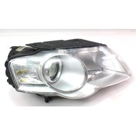 RH Headlight 06-10 VW Passat B6 Genuine Valeo Halogen Head Lamp - 3C0 941 006 P