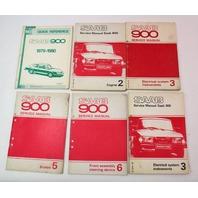 1979-1980 Saab 900 Factory Service Manuals 0298224